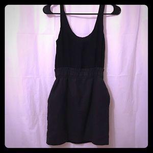 J Crew Silk/Wool Size 0 Dress with Pockets